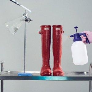 低至7折Hunter 超美雨靴热促中 有它天天下雨都开心