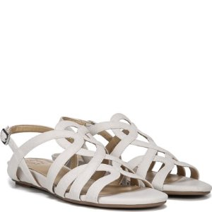 9、9.5Raine 白色凉鞋