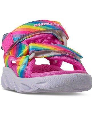 女幼童凉鞋