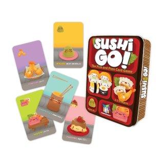 $7.2(原价$14.99)Sushi Go 寿司走走桌游
