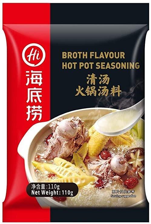 清汤火锅底料
