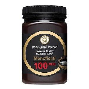Manuka Pharm100MGO 蜂蜜 500g