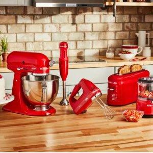 4折起KitchenAid 厨房用具促销 高端厨具品牌
