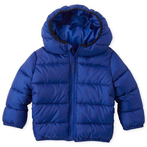 婴幼儿保暖外套,3色选