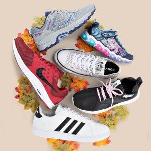 满额最高减$30Shoe Carnival官网 Nike、Skechers等男女运动鞋履促销