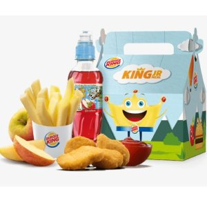 Free Kids MealBurger King Pickup Order Promotion
