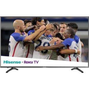 $299.99Hisense 55'' 55R7E 4K HDR 智能电视