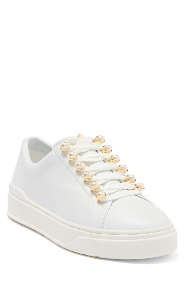 Excelsa 珍珠小白鞋