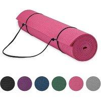 Gaiam 家用瑜伽垫 粉色