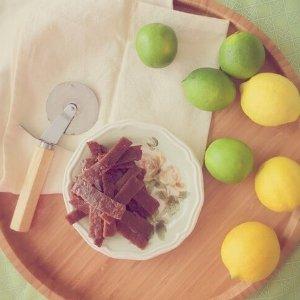 吃了都夸的祖传蜜汁肉脯跟着小编有肉吃 海关不让带的猪肉脯 自己在家也能做