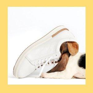低至五折+限时免邮 厚底凉鞋仅$99Hush Puppies官网 季末鞋履大促 收舒适凉鞋