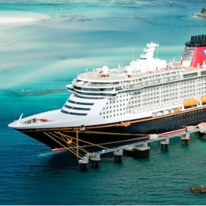 As low as $6243 Nights Bahamas Cruise on Disney Dream Round-trip From Orlando