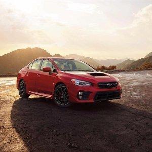 The King of Budget SportyNew Subaru WRX