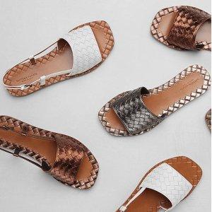 低至5折+免邮Bottega Veneta精选女款美包、美鞋、服饰热卖