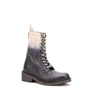 Adalina Dip Dyed Leather Boot