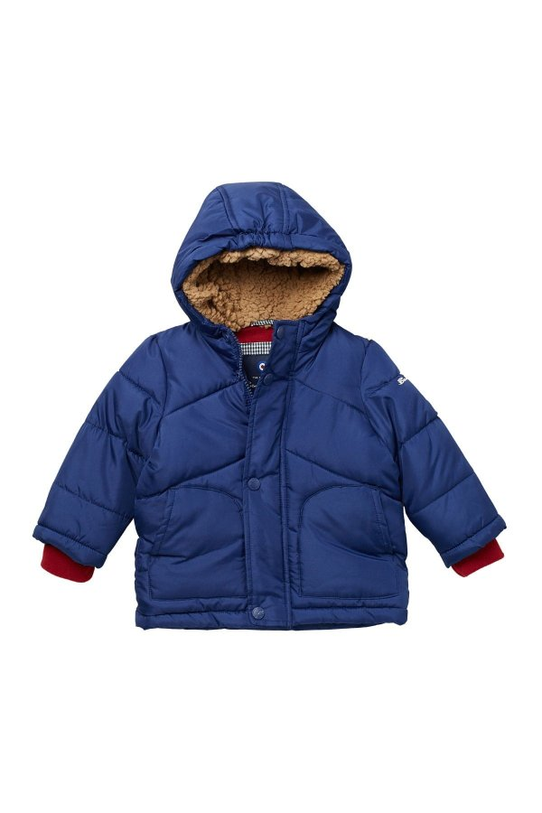 小童保暖外套