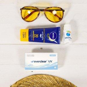 低至6折+额外9.5折!折扣升级:Vision Direct 官网隐形眼镜热卖 收强生、博士伦、库博