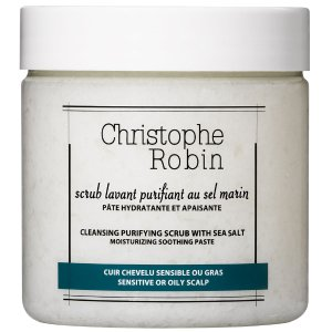 Christophe Robin Cleansing Purifying Scrub with Sea Salt (8oz)| SkinStore
