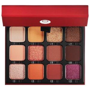 Warm EDIT Eyeshadow Palette - Viseart | Sephora