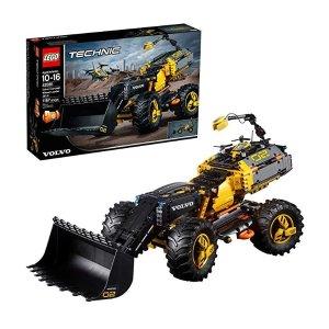 $69.99($139.99)史低价:LEGO Technic 系列 沃尔沃概念轮式装载机42081