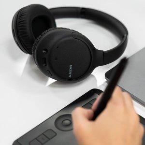 6折 少女心粉色耳机$38.97Sony 品质耳机限时特卖 速抢防噪耳机