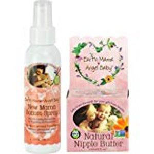 Amazon.com : Earth Mama-Angel Baby Organic New Mama Bottom Spray, 4 fl oz (120 ml) : Health & Personal Care