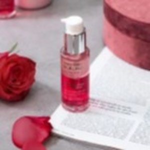送2个小样 玫瑰蜜入手€15.68全场85折 安娜柏林Annemarie Börlind 超给力,可以吃的护肤品