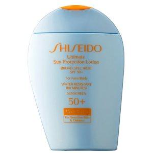Ultimate Sun Protection Lotion Broad Spectrum SPF 50+ WetForce for Sensitive Skin & Children