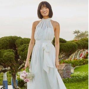额外7折 多款礼服裙可选ModCloth 折扣区复古连衣裙专场 樱桃吊带裙$41 碎花连衣裙$52