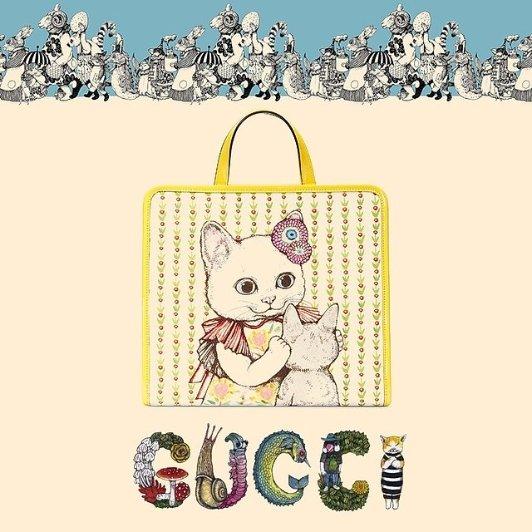 Gucci 大童服饰上新Gucci 大童服饰上新