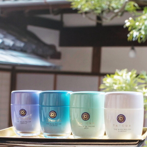 Last Day: Get 3 complimentary Kyoto, Plum, and Cherry mini lipsticks ($60 value)with $100+ purchase The Rice Polish Foaming Enzyme Powder @ Tatcha