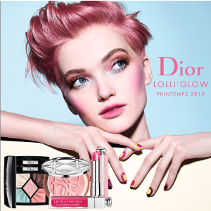 满£80送4色升级版魅惑丰唇蜜Dior官网上新:升级版魅惑丰唇蜜+焕容亮肤彩妆系列
