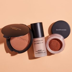 30% Off + Free GiftsBare Black Friday Makeup & Beauty Sale