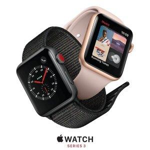 第二块半价T-Mobile 购 Apple Watch Seires 3 Cellular版