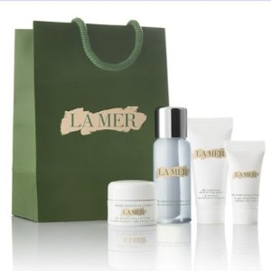 Free 4-PC Gift With $300 La Mer Purchase @ Bergdorf Goodman