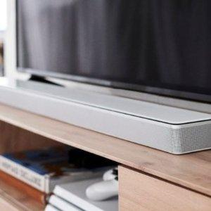 $815(原价$1019)带wifi、蓝牙功能Bose Soundbar 700 白色\黑色家庭扬声器