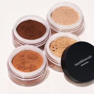 Bare Minerals 11件正装礼包促销