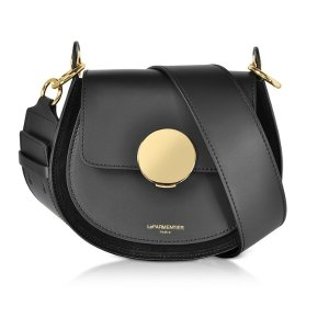 Le ParmentierYucca Suede and Leather Shoulder Bag