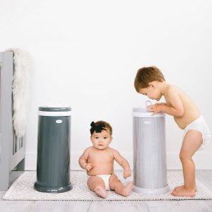 8折 $87收薄荷绿垃圾桶UBBI 防臭尿不湿垃圾桶 马卡龙配色高颜值 无需使用专业垃圾袋