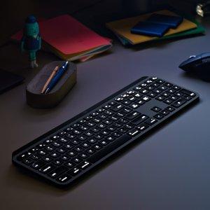 低至7.3折 €79.9起Logitech MX Keys 旗舰无线办公键盘 颜值手感都是超棒