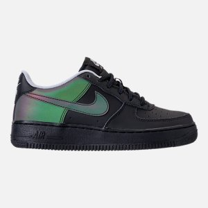 huge selection of 457a3 1acf5 NikeBoys  Grade School Nike NBA Air Force 1 Low LV8 Casual Shoes