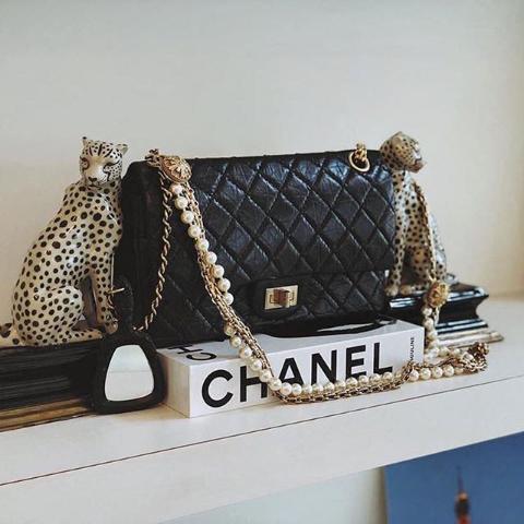 立减£30 £280收香奈儿钱包独家:Chanel 高奢经典包包二手低价入 流行稍纵即逝 风格永存