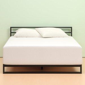 $227.8Zinus 12吋 绿茶记忆海绵床垫 Queen