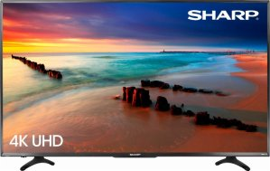 $699.99Sharp 65寸 4K 超高清 Roku 智能电视