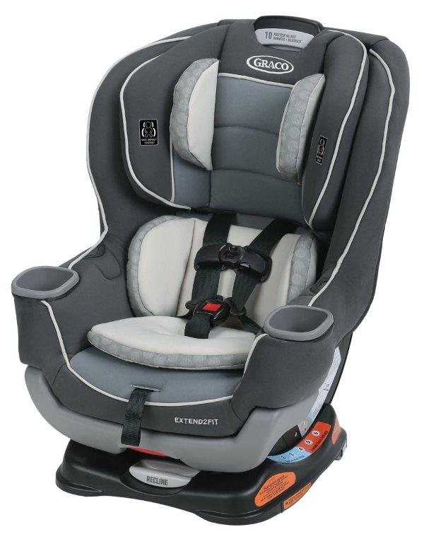 Extend2Fit® 安全座椅