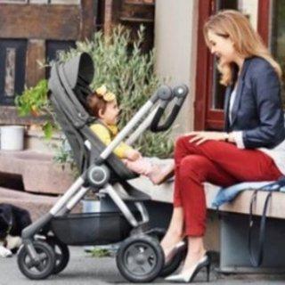 低至$349.99 高端童车轻松购Stokke Scott Complete 童车特卖 多色可选
