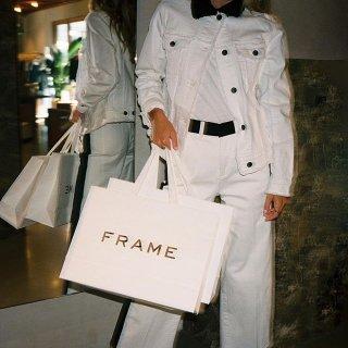 低至4折 $89收经典塑身牛仔裤Frame 牛仔裤、美衣专场闪购热卖