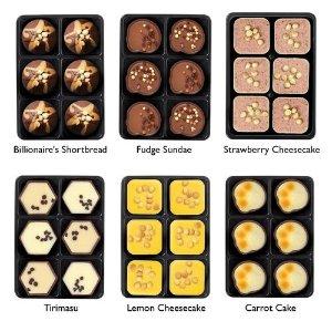 Hotel Chocolat甜点组合