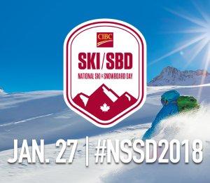 1月27日加拿大全国滑雪日,各大滑雪场门票特价
