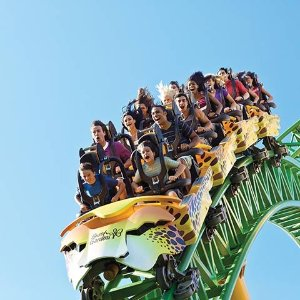 SAVE 54% As low as  $109ADMISSION TO THE TOP 5 TAMPA BAY ATTRACTIONS